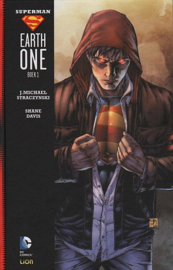 Earth One boek 1