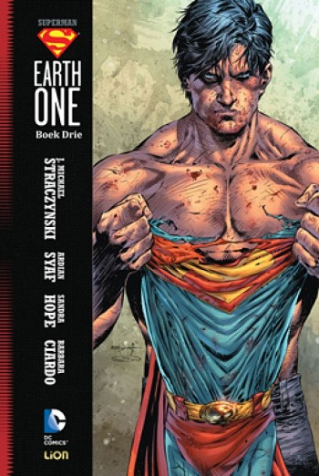Earth One boek 3