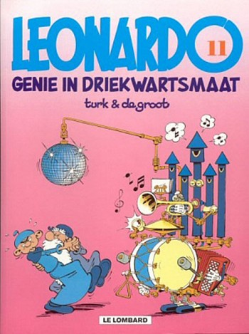 Genie In Driekwartsmaat