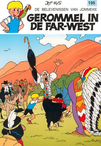 Gerommel In De Far-West (Herdruk)