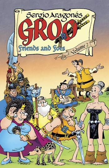 Groo Friends and Foes
