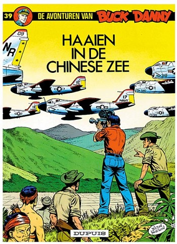 Haaien in de Chinese zee
