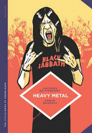 Heavy Metal - the little book of knowledge
