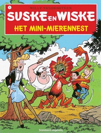 Het Mini-Mierennest (Nieuwe Cover)