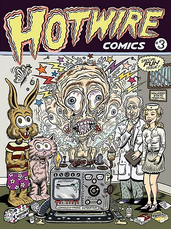 Hotwire comics volume 3