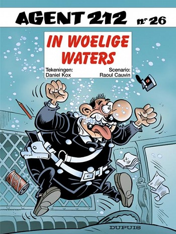 In Woelige Waters (Herdruk)