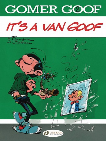 It's a van goof!