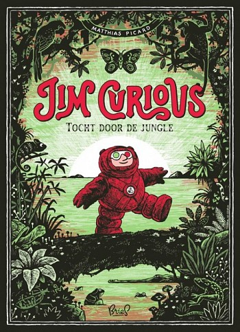 Jim Curious - Tocht door de jungle