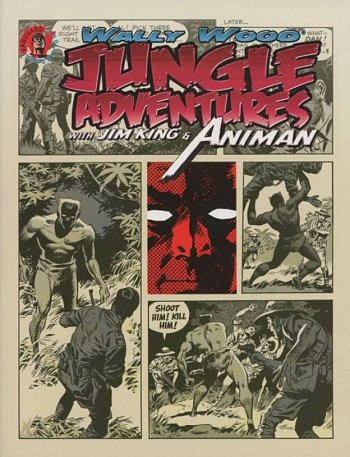 Jungle adventures with Jim King & Animan