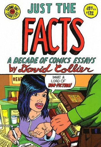 Just the Facts: A Decade of Comics Essays