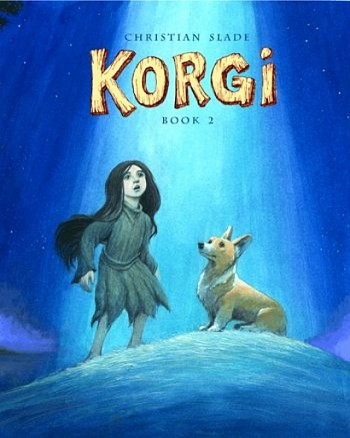 Korgi (book 2): The Cosmic Collector