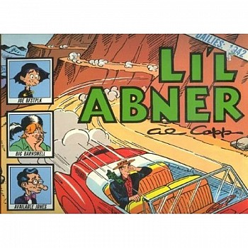 Li'l Abner Dailies volume Eight: 1942