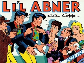 Li'l Abner Dailies volume Six: 1940