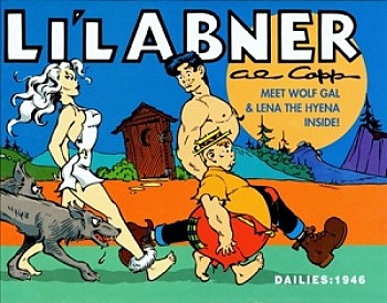 Li'l Abner Dailies volume Twelve: 1946