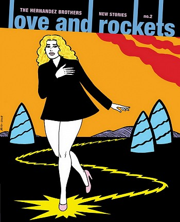 Love and Rockets New Stories 2