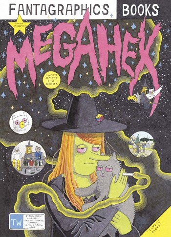 Megahex complete seasons 1-3