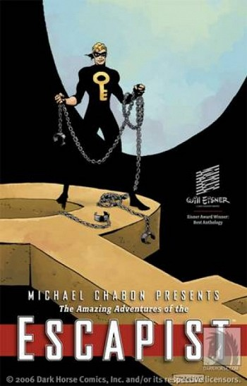 Michael Chabon Presents the Amazing Adventures of the Escapist