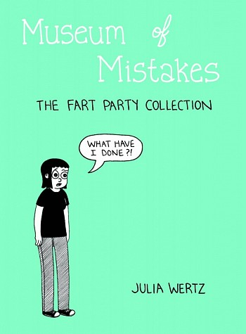 Museum of Mistakes The Fart Party Collection