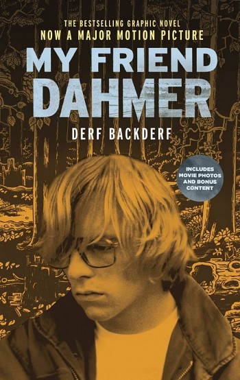 My Friend Dahmer (new cover)