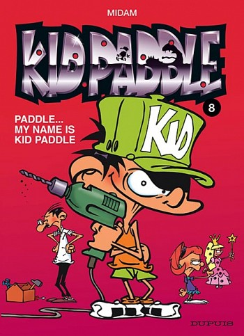My Name Is Kid Paddle