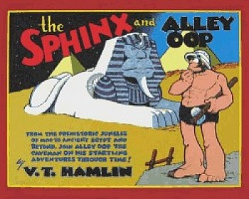 Mystery of the Sphinx and Alley Oop
