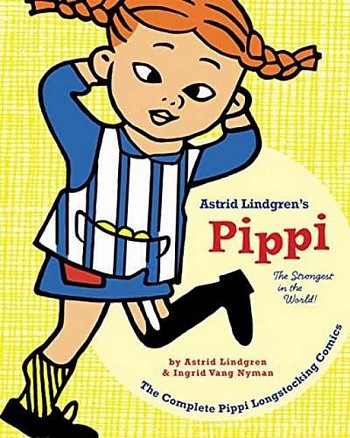 Pippi Longstocking: The Strongest in the World