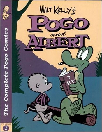 Pogo and Albert volume 1