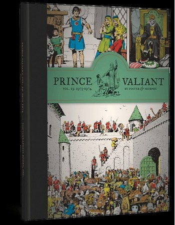Prince Valiant Vol. 19: 1973-1974