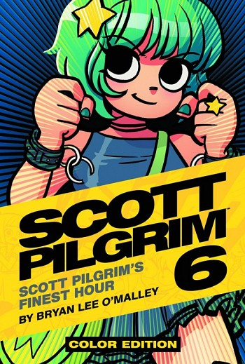 Scott Pilgrim's Finest Hour (color edition)
