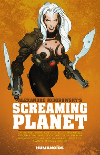 Screaming Planet