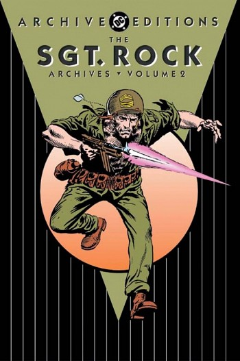 Sgt Rock Archives