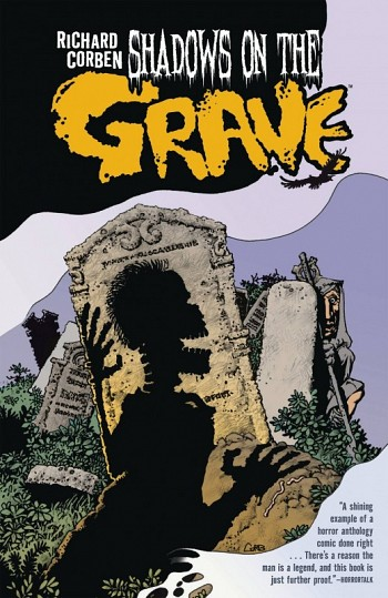 Shadows on the Grave #1-#8