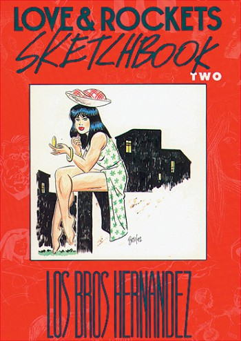 Sketchbook two [hardcover]