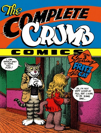 Starring Fritz the Cat