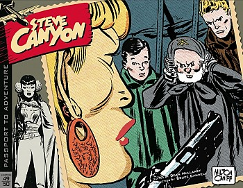 Steve Canyon Volume 2