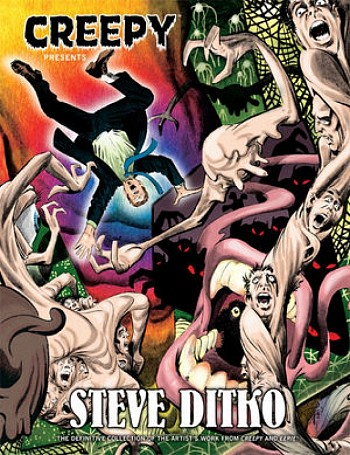 Steve Ditko - The Definitive Collection of the Artist's work from Creepy and E