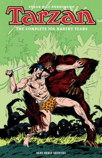 Tarzan - The Complete Joe Kubert Years
