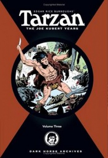 Tarzan The Joe Kubert Years
