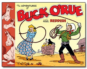 The Adventures of Buck O''Rue