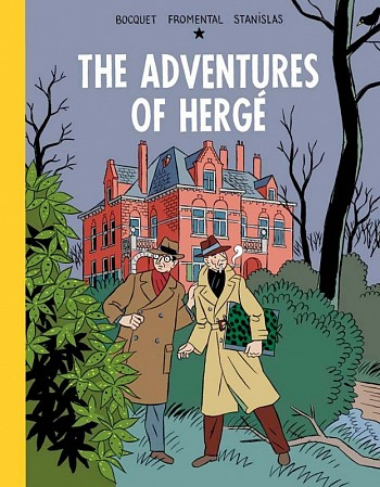 The Adventures of Hergé