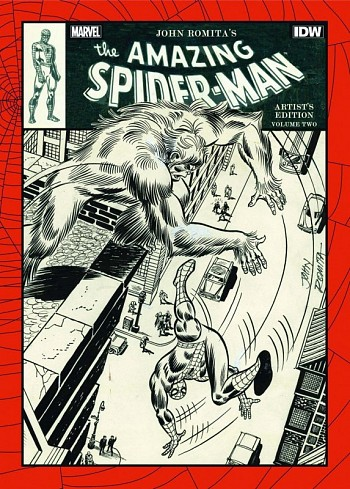 The Amazing Spider-man Artist's Edition