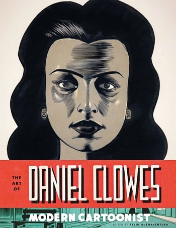 The art of Daniel Clowes - Modern cartoonist