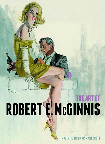 The Art of Robert E. McGinnis