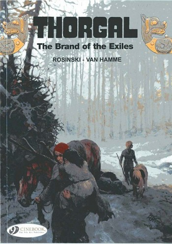 The Brand of the Exiles