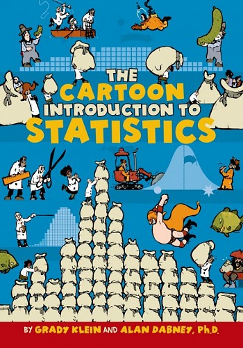 The Cartoon Intodruction to Statistics
