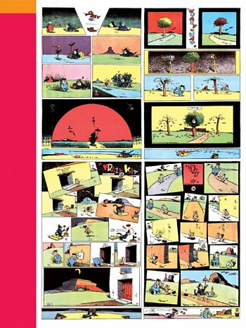 The Complete Sunday Strips 1935-1944