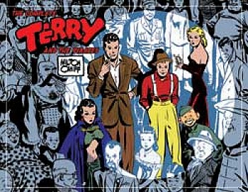 The Complete Terry and The Pirates Vol. 1