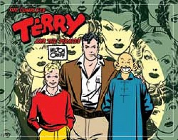 The Complete Terry and The Pirates Vol. 2
