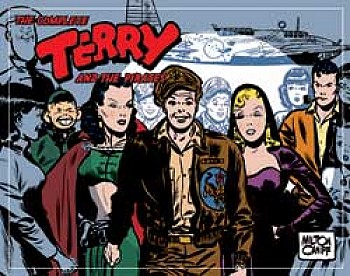 The Complete Terry and The Pirates Vol. 6