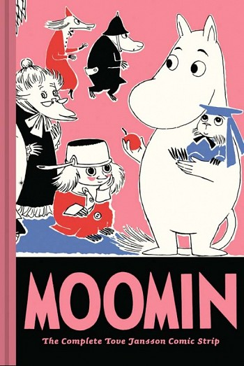 The Complete Tove Jansson Comic Strip, Book Five